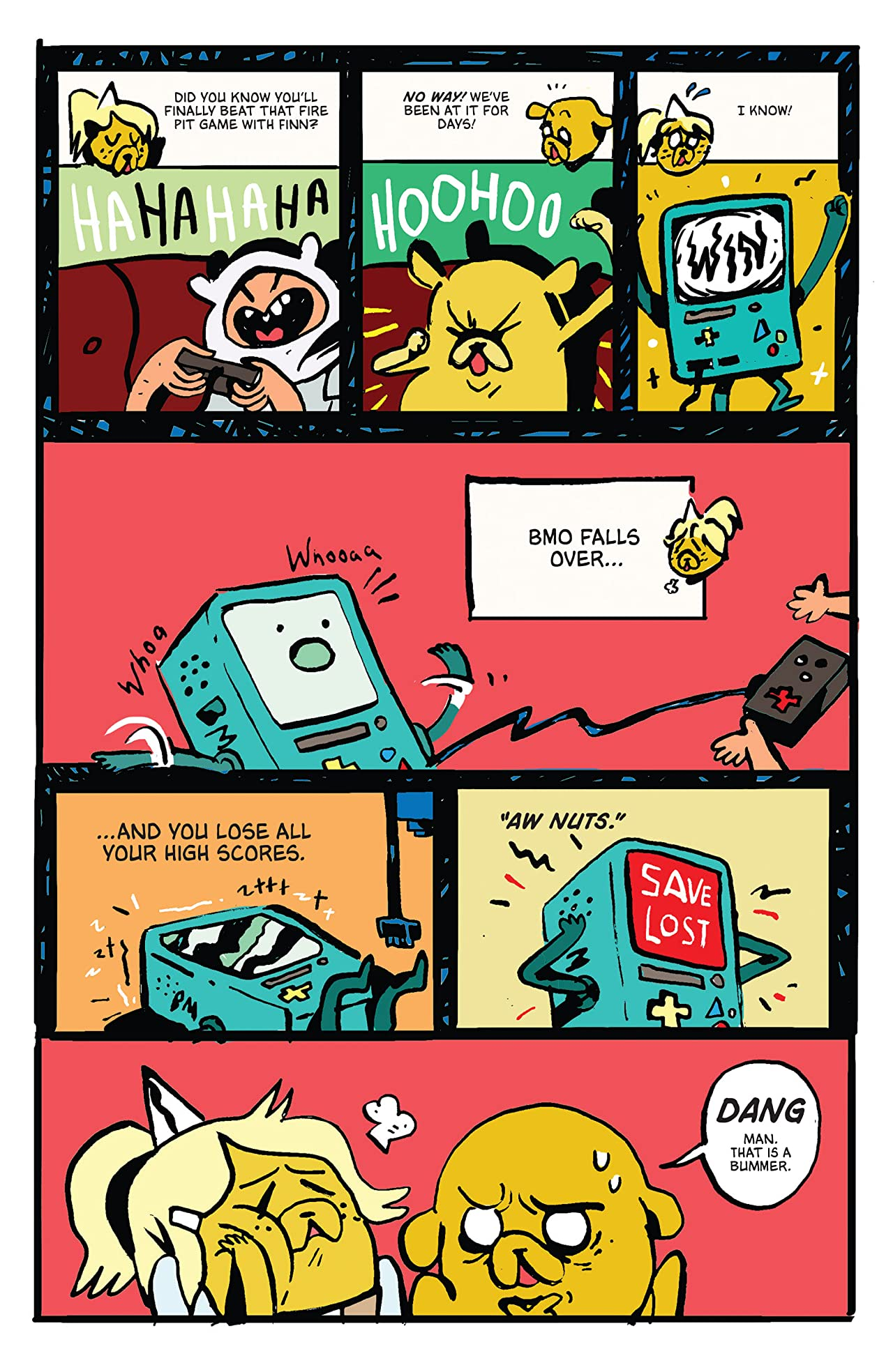 Adventure Time Comics #12