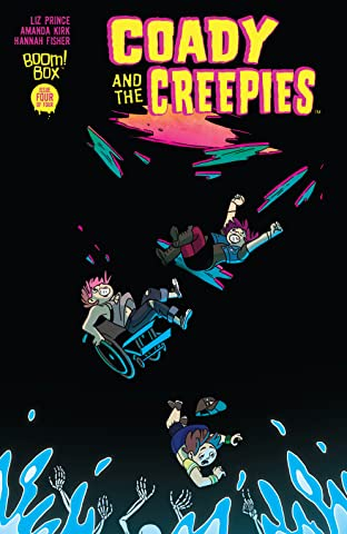 Coady and the Creepies #4 (of 4)
