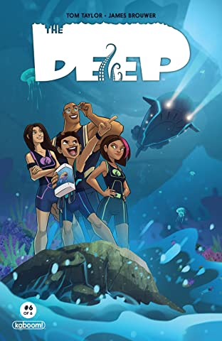 The Deep #6 (of 6)