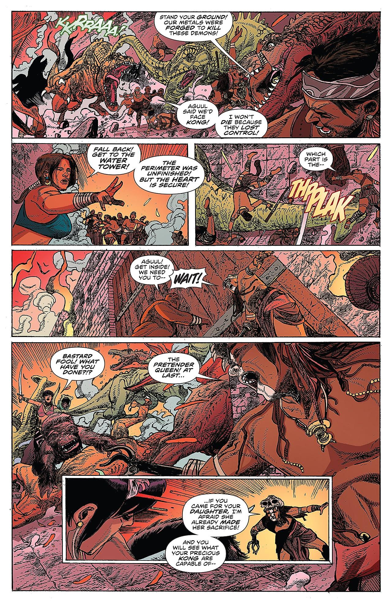 Kong of Skull Island #12