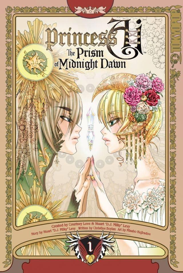 Princess Ai: The Prism of Midnight Dawn Vol. 1