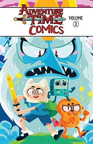 Adventure Time Comics Tome 2