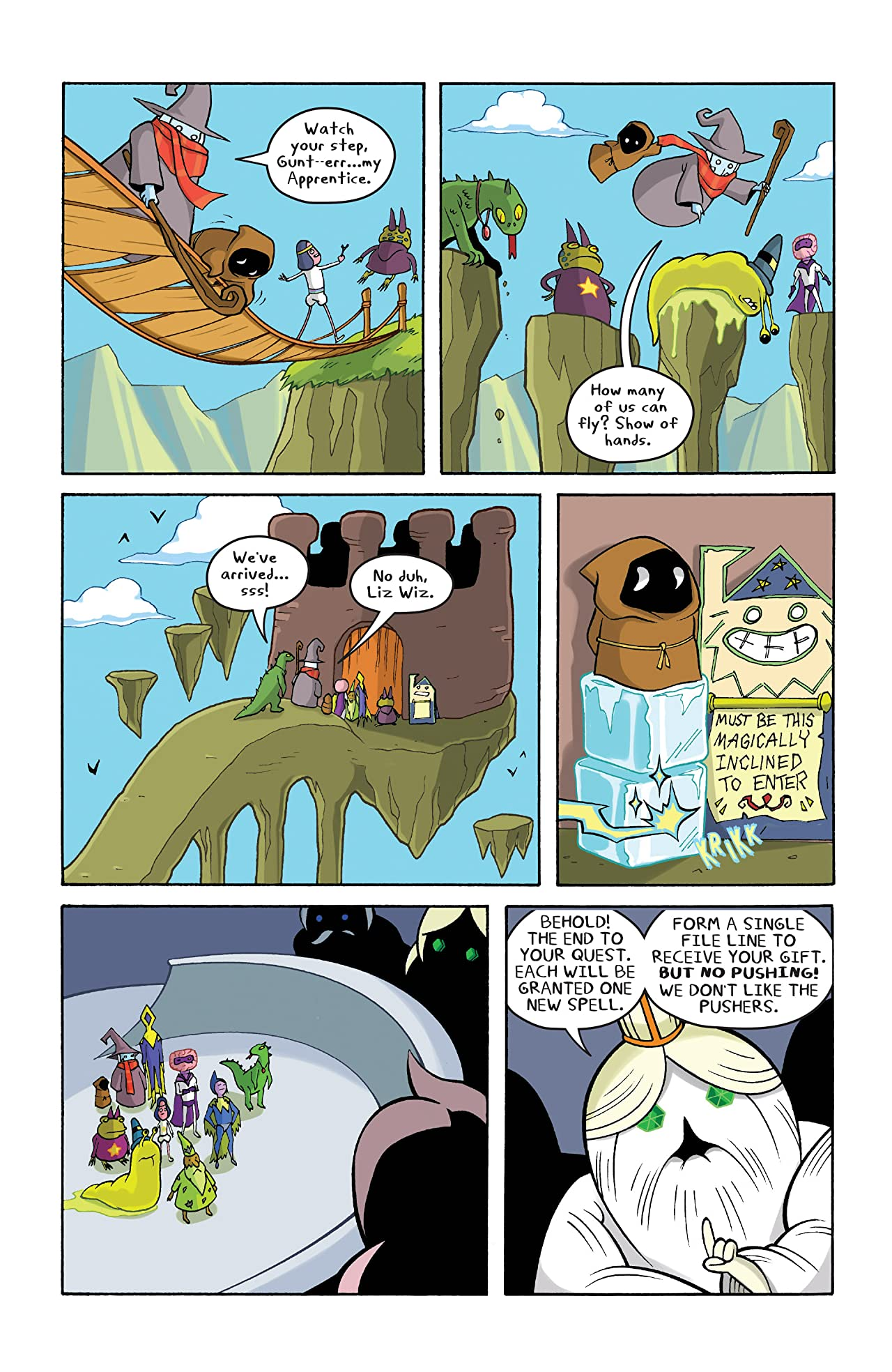 Adventure Time Comics Vol. 2