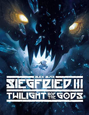 Siegfried Tome 3: Twilight of the Gods