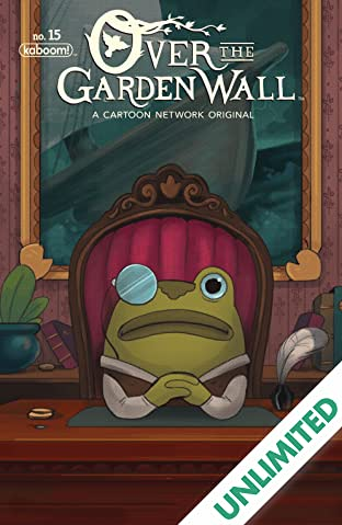 Over The Garden Wall (2016-) #15