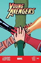 Young Avengers (2013) #12