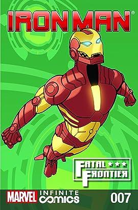 Iron Man: Fatal Frontier Infinite Comic #7