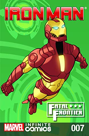 Iron Man: Fatal Frontier Infinite Comic #7
