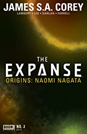 The Expanse Origins #2 (of 4)
