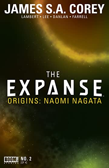 The Expanse Origins No.2 (sur 4)