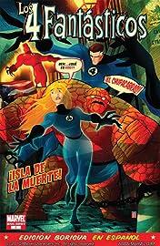 Los 4 Fantasticos #1: Isla De La Muerte!