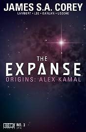 The Expanse Origins No.3 (sur 4)