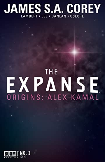 The Expanse Origins #3 (of 4)