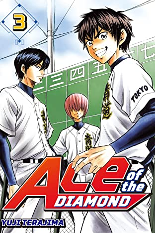 Ace of the Diamond Tome 3