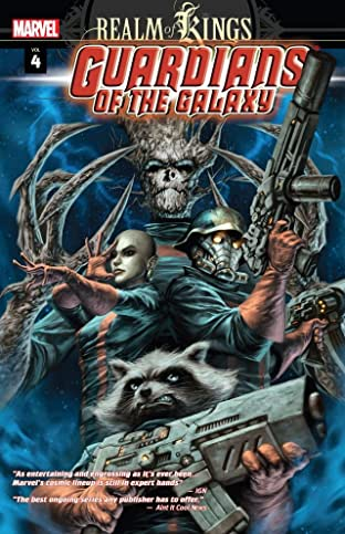 Guardians of the Galaxy Tome 4: Realm of Kings