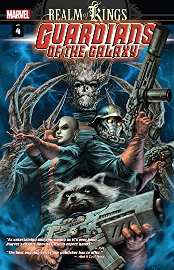Guardians of the Galaxy Vol. 4: Realm of Kings