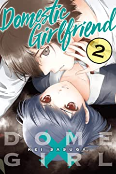 Domestic Girlfriend Vol. 2