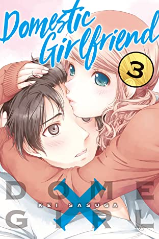 Domestic Girlfriend Tome 3