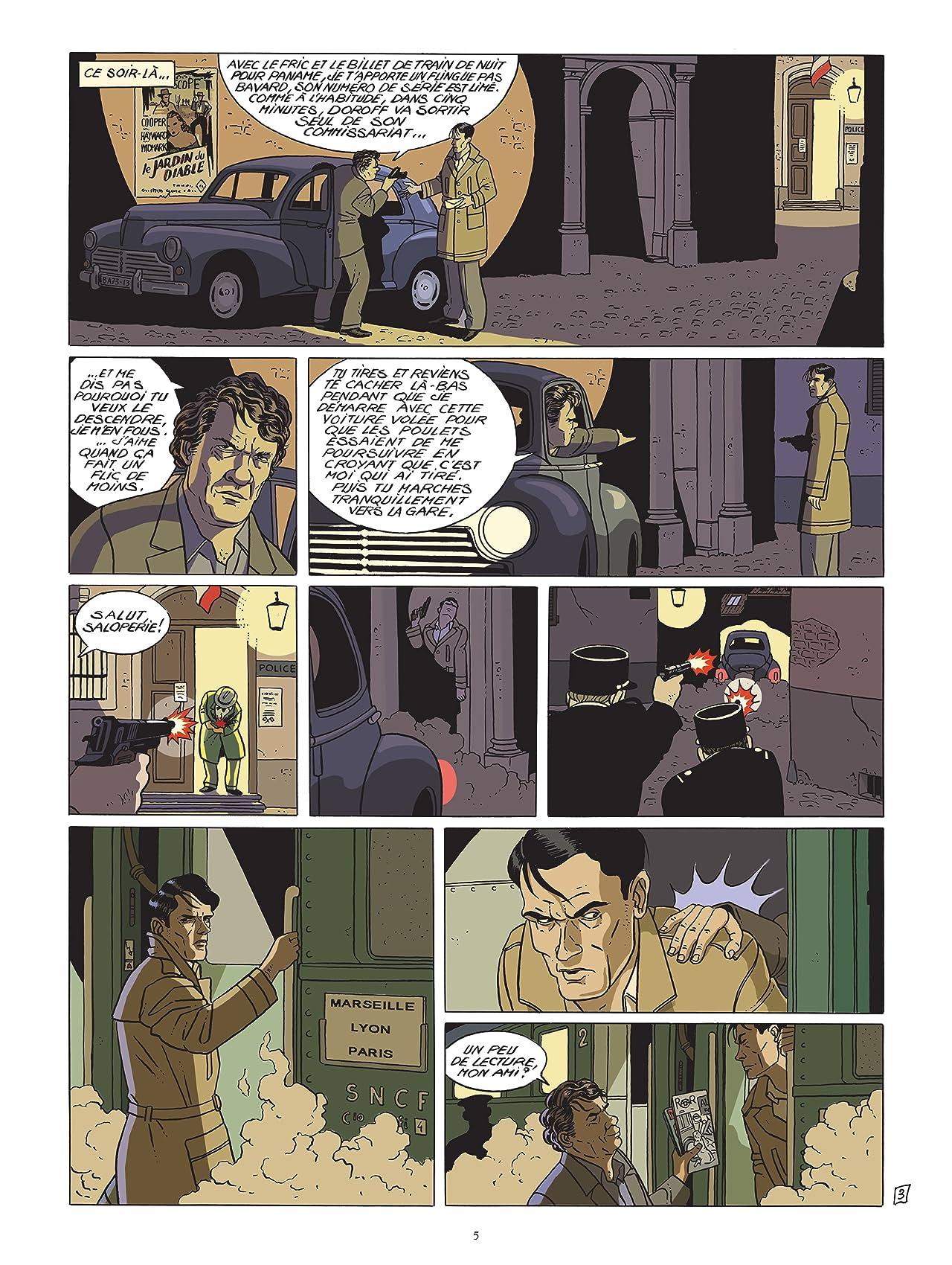 Les Miroirs du Crime Vol. 1: Les Tueurs de Pigalle