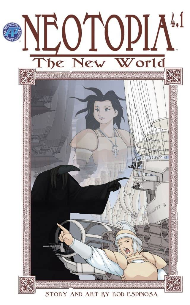 Neotopia Vol. 4 #1: The New World