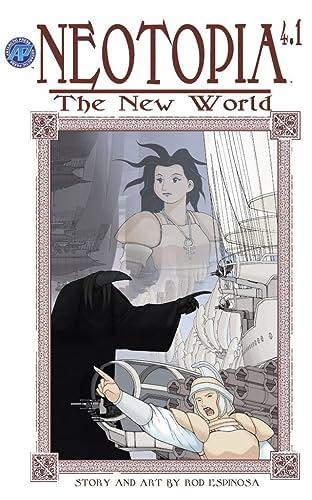 Neotopia Vol. 4 #1: The New World