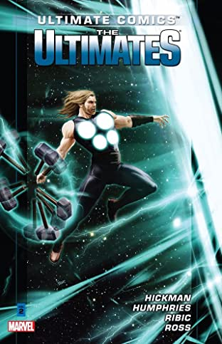 Ultimate Comics Ultimates By Jonathan Hickman Tome 2