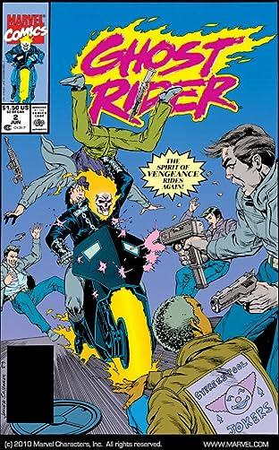 Ghost Rider (1990-1998) #2