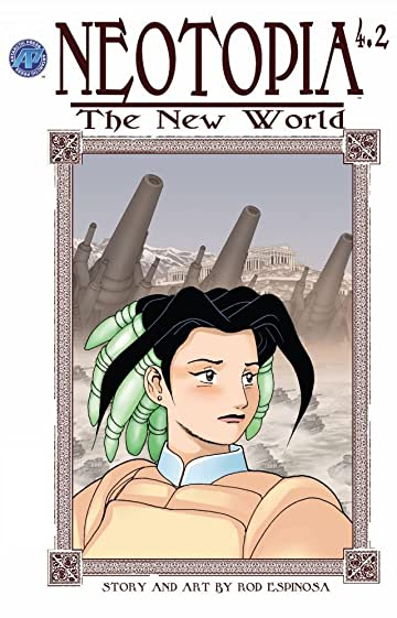 Neotopia Vol. 4 #2: The New World