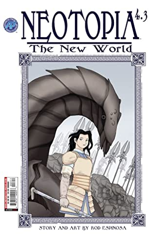 Neotopia Vol. 4 #3: The New World
