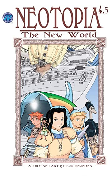 Neotopia Vol. 4 #5: The New World