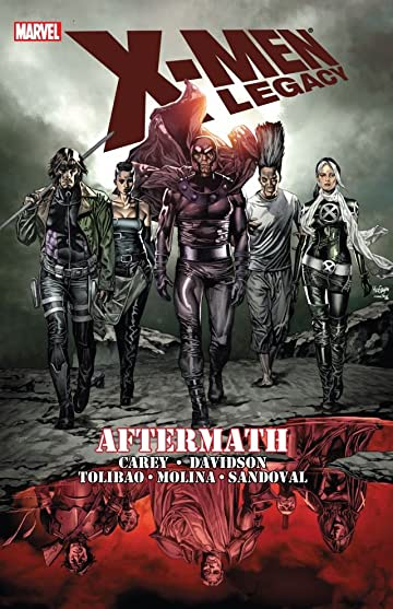 X-Men: Legacy - Aftermath