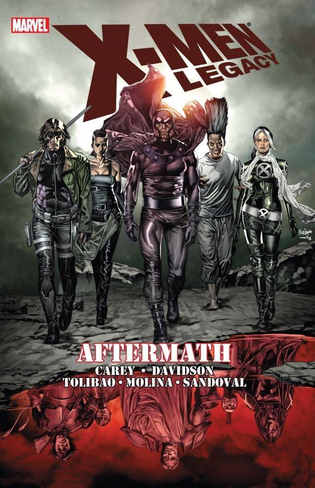 X-Men: Legacy - Aftermath