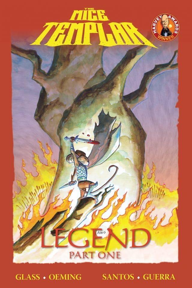 The Mice Templar Vol. 4.1: Legend