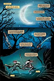 The Mice Templar Vol. 4: Legend Part 1 (2014)