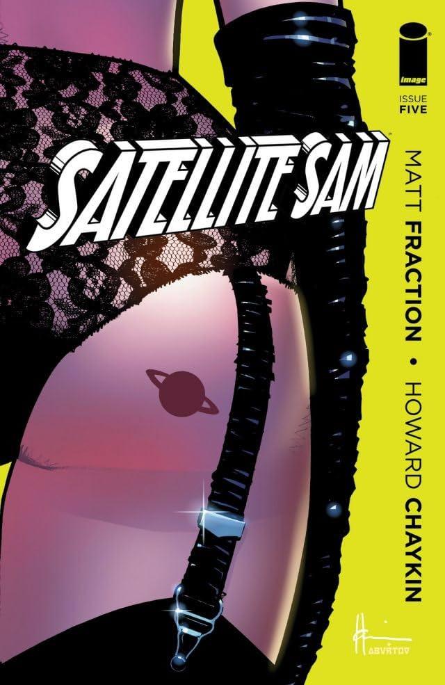 Satellite Sam #5