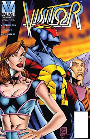 The Visitor (1995) #12