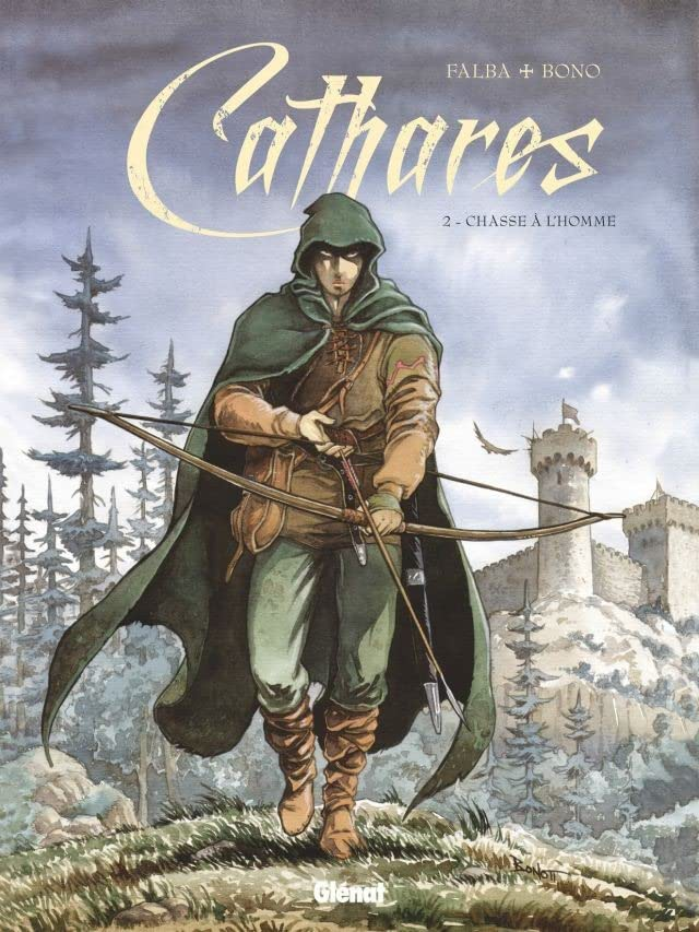 Cathares Vol. 2: Chasse à l'homme