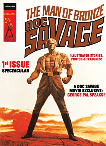 Doc Savage Archives: The Curtis Magazine #1