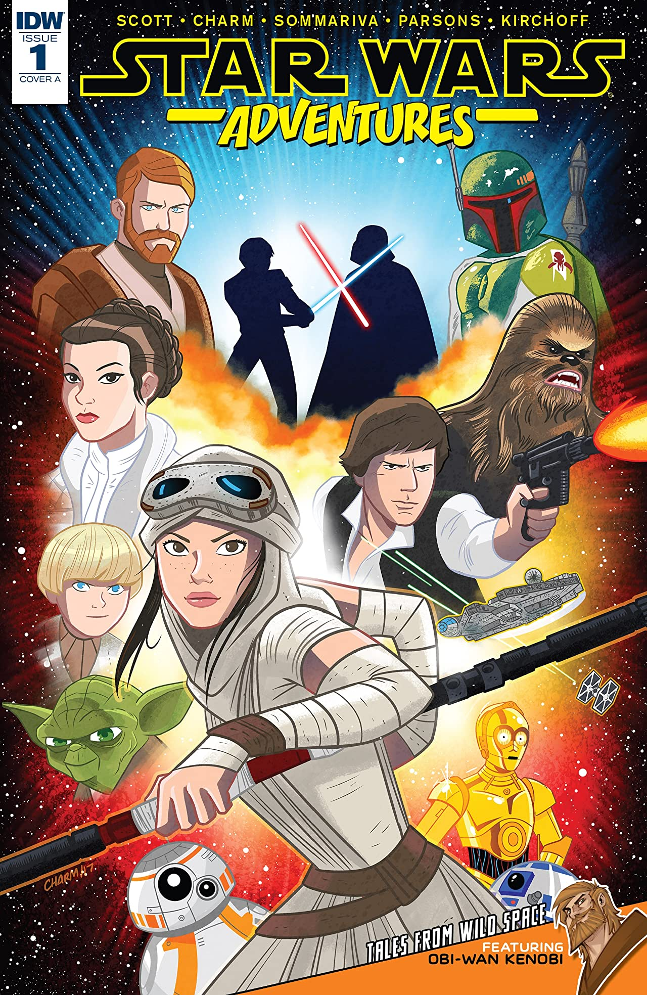 Star Wars Adventures #1