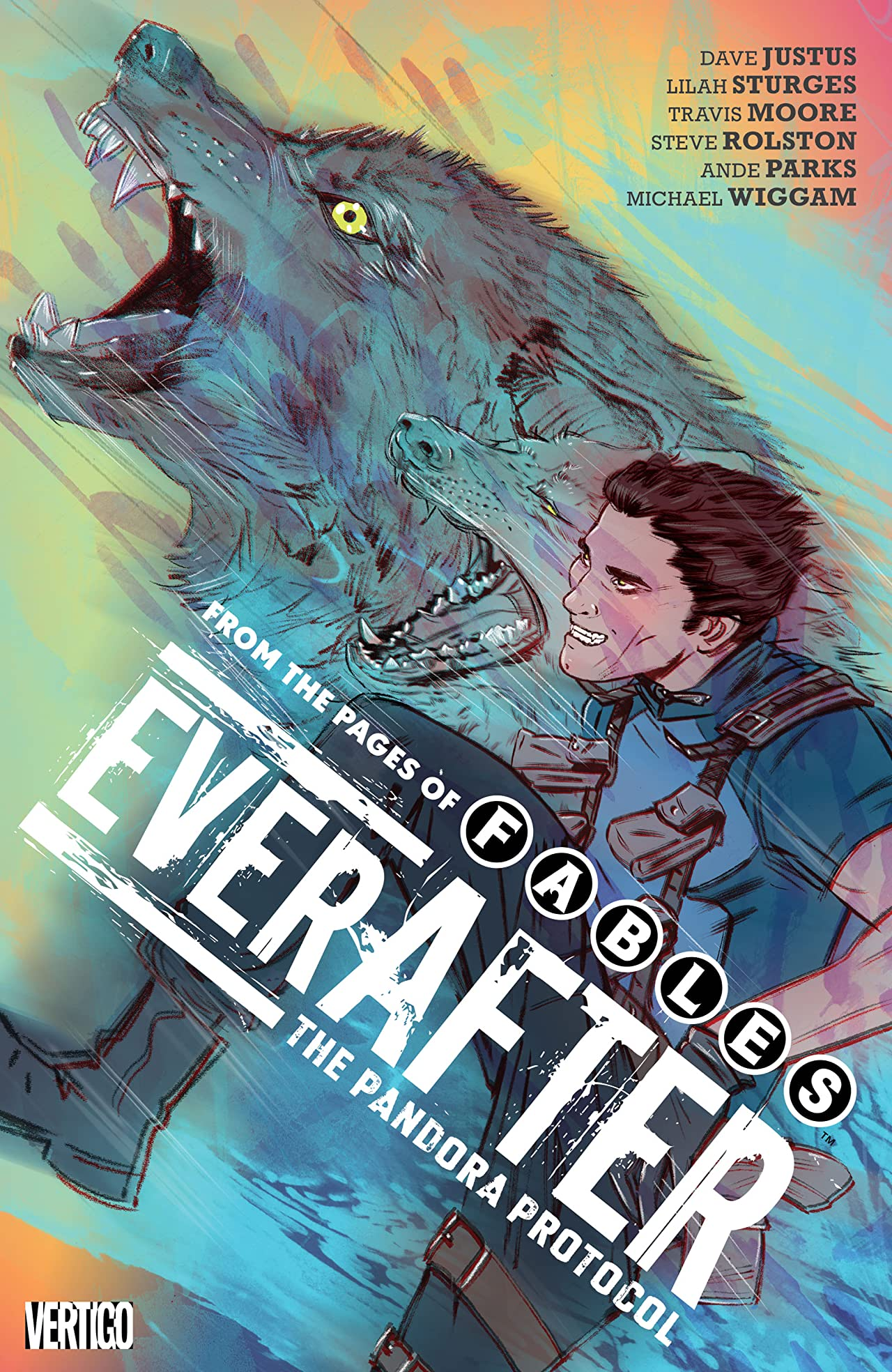 Everafter: From the Pages of Fables (2016-2017) Tome 1: The Pandora Protocol