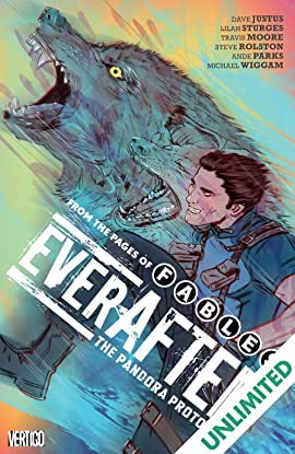 Everafter: From the Pages of Fables (2016-2017) Vol. 1: The Pandora Protocol