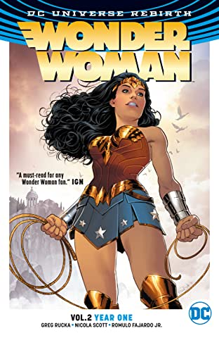 Wonder Woman (2016-) Vol. 2: Year One