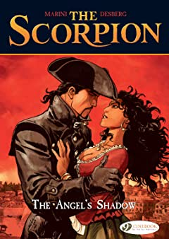 The Scorpion Tome 6: The Angel's Shadow