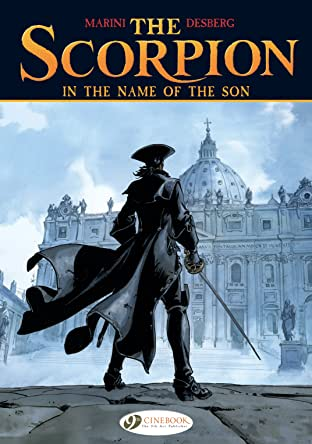 The Scorpion Tome 8: In the name of the son