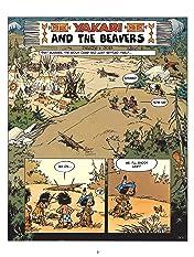 Yakari Vol. 3: Yakari and the Beavers