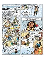 Yakari Vol. 6: Yakari in the Land of Wolves