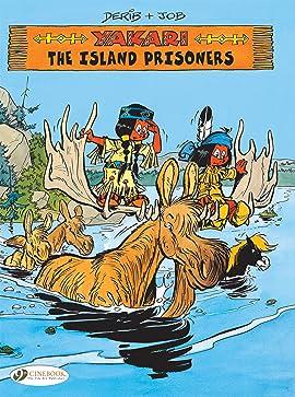Yakari Vol. 7: The Island Prisoners