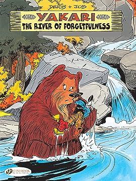 Yakari Vol. 10: The river of forgetfulness