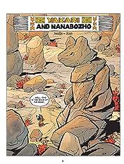 Yakari Vol. 11: Yakari and Nanabozo