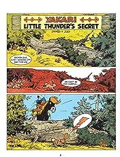 Yakari Vol. 12: Little Thunder's secret